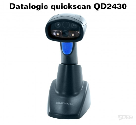 Skaner kodów - Datalogic quickscan QD2430