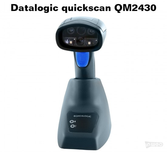 Skaner kodów - Datalogic quickscan QM2430 (bezprzewodowy)