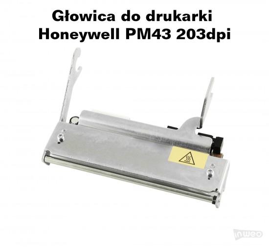 Głowica do drukarki Honeywell PM43 203dpi