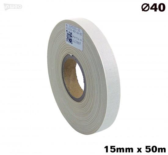 Bawełna jednostronna Naturalna 015x050 premium