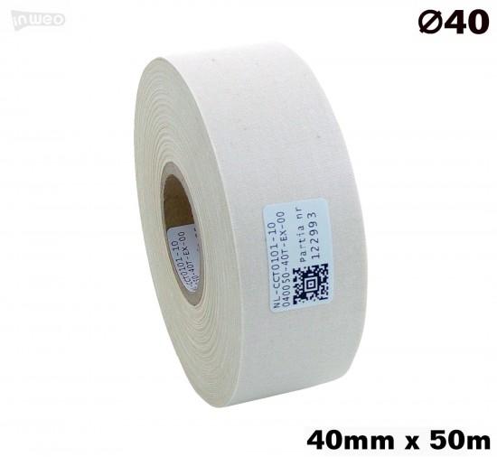 Bawełna jednostronna Naturalna 040x050 premium