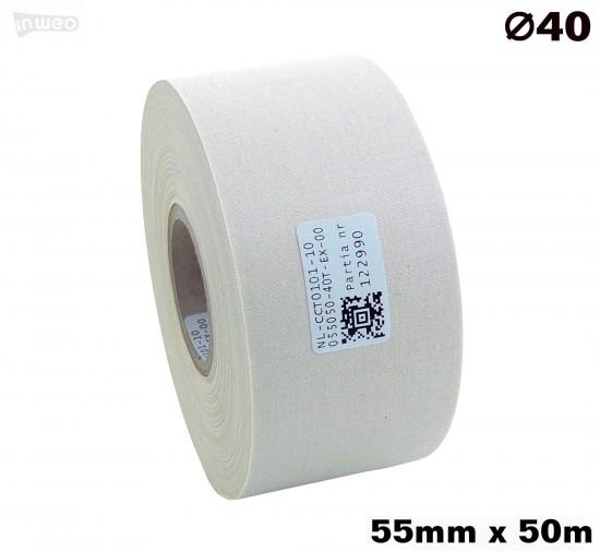 Bawełna jednostronna Naturalna 055x050 premium