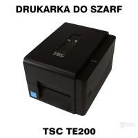 Drukarka etykiet - TSC  TE200