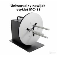 Uniwersalny nawijak etykiet MC-11 Urządzenia i akcesoria
