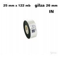 Folia hotstamping woskowo-żywiczna 25x122IN