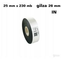 Folia hotstamping woskowo-żywiczna 25x230IN