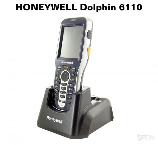 Terminal - kolektor danych Honeywell Dolphin 6110